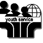 Image result for rotary youth services logo